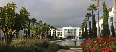 The Conrad Hilton Hotel Algarve